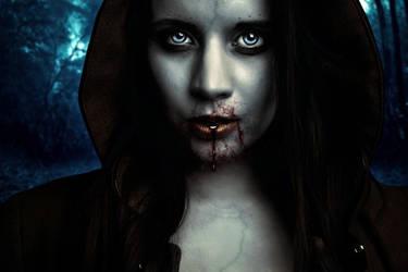 A Vampires Eyes by SamBriggs