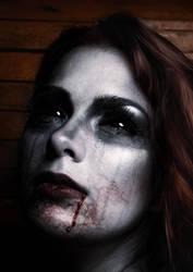 Vampire Portrait by SamBriggs