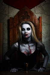Beautiful Vampire by SamBriggs