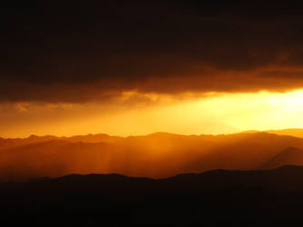 Gold Storm by TurquinkGalaxie