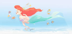 Princess Perks by matthoworth