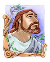 A child's Christ by JoeyGates