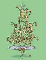 Balalnce tree by JoeyGates