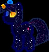 Magic is Powerful: Starful Unicorn by Ambassad0r