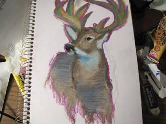 oh deer by cake-monster