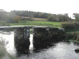 Cornish Clapper Bridge by TSofian