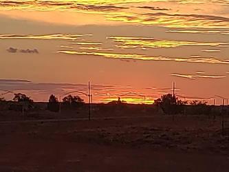 Desert Dawn by TSofian