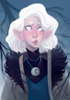Winter Lara by Miradella