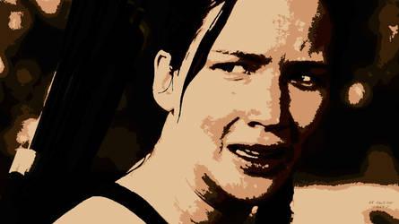 Katniss Everdeen by AntiCodex