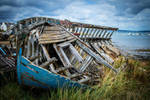 Boat Carcass by Picrik