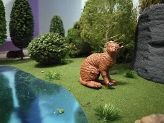 Brown Tabby Warrior Cat Custom by Blaze-1313