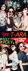 Roly Poly T-ara :: 2beat by KiiluDoki