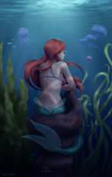 Ariel by Serenyan