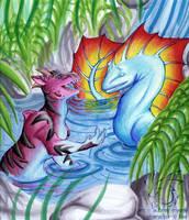 February Dragon_Swap: Lilav by armaina