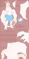 New Shiro-ma Reference by armaina