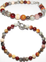 Mookaite Bracelet by armaina