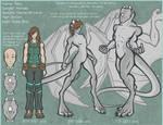 Talon Reference by armaina