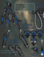 Robot Adopt 1 - Bruno by armaina