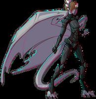 Armored Talon by armaina