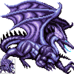 Morkep Boss Sprite by armaina