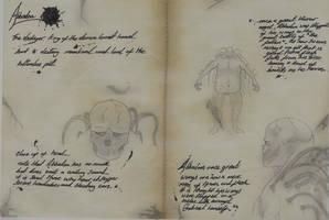 Encyclopedia Demonicus Abbadon by daddyconnolly