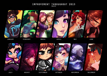 2015 Summary by Kalcedonyx