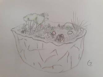 Rock Garden by Phangorn