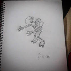 I still draw things sometimes.  by Phangorn