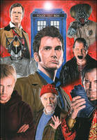 Doctor Who - The Specials by caldwellart