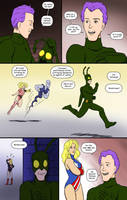 Liberty The American Girl - Lovesick Bug - Page 3 by Neilsama