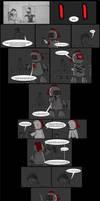 Ebon Spire: Sagittarius Page 2 by SpiderPope