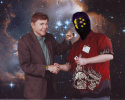 Where I get punched by Chekov by SpiderPope