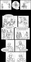 CW: Gwen's Tale: R3P3 by SpiderPope