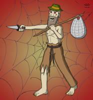 March Spider Art Challenge Day 8 by SpiderPope