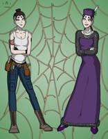 March Spider Art Challenge Day 9 by SpiderPope
