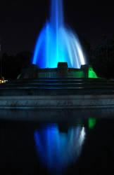 blue beam by acizej