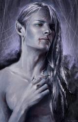 Darkelf by Kaprriss