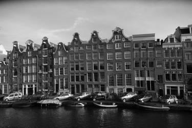Amsterdam #3 by Argussov