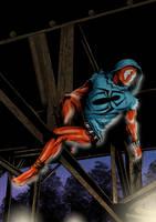 Scarlet Spider by arthelius
