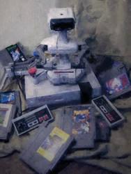 Retro NES by arthelius