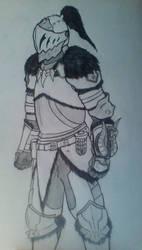Anjanath Armor by Evodolka