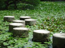 Stepping Stones by Ekuboryu