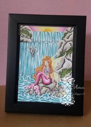 Seafairy by SabrinaStamps