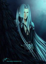 Sephiroth by Myme1