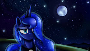 Princess and her night by ToxicPon