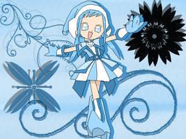 Miyako Pop-Art by UmbreonFanatic