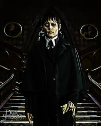 Barnabas Collins by PsycoJimi
