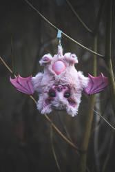 Marshmallow Bat by katyushka-dolls