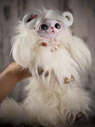 Polar Cat by katyushka-dolls