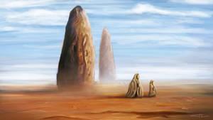 Desert by yunic-jl